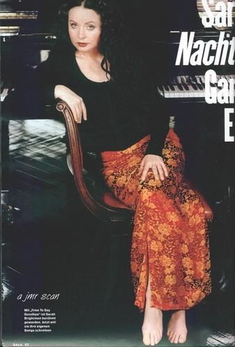 サラ・ブライトマン
