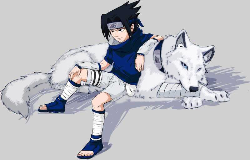 Sasuke & Tsumi
