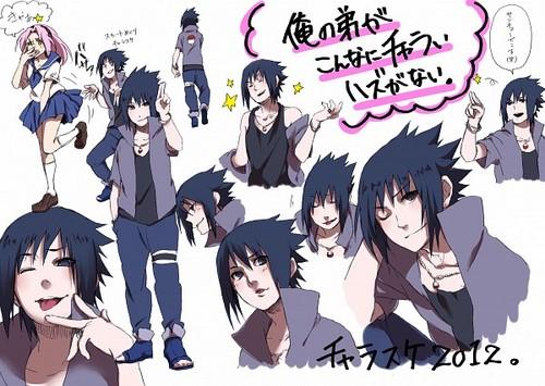 Sasuke Uchiha (OMG)