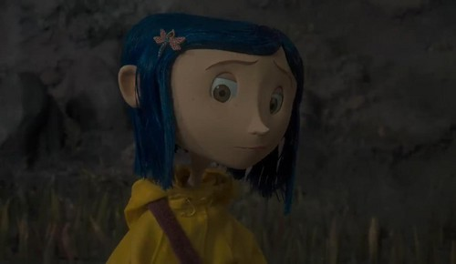 Coraline wallpaper titled Screen Caps