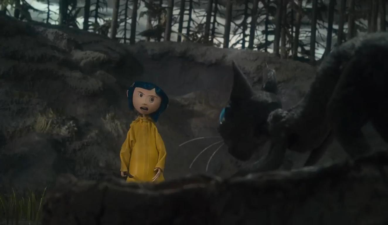 Screen Caps Coraline Photo 31286404 Fanpop