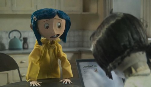 Coraline wallpaper entitled Screen Caps