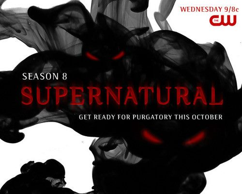 Season 8 Introduce Card - supernatural Photo