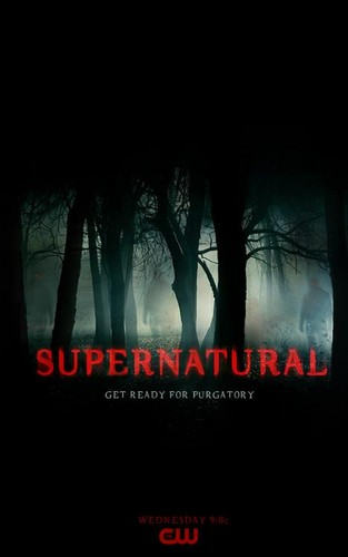 Season 8 Introduce Poster - supernatural Photo