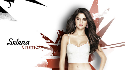 Selena Gomez wallpaper probably containing a cocktail dress, attractiveness, and a bustier called Selena Gomez