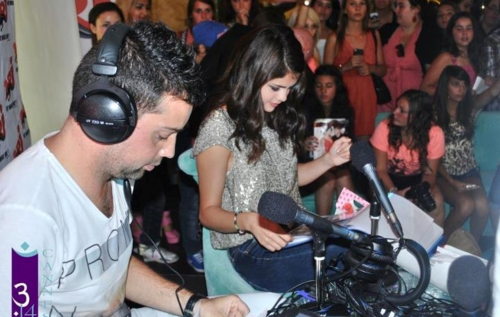 Selena - NRJ - June 21, 2012 - selena-gomez Photo