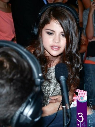 Selena - NRJ - June 21, 2012