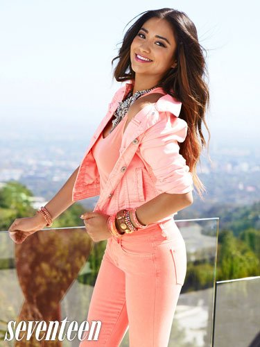 Shay on Seventeen (August 2012)
