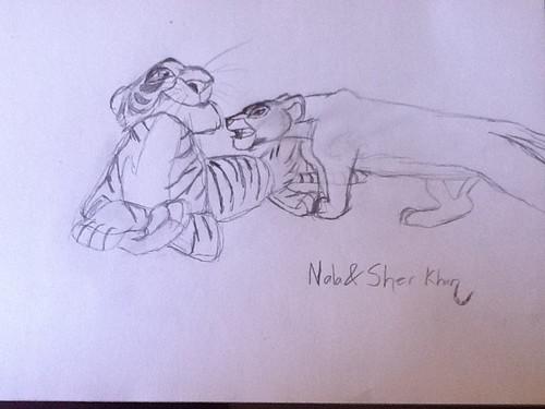 Sher Khan & Nala