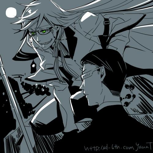 Shinigami of the Night