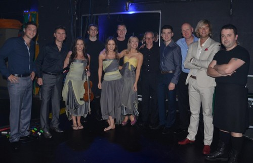 Showtime in AC! - celtic-thunder Photo