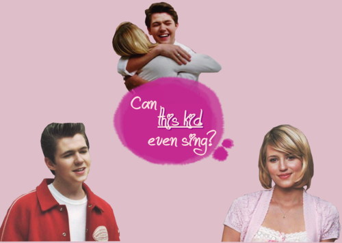 Since the first episode that Damo, appeared in Glee, I began to ship Quory! : 3