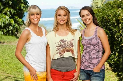 Lyla, Sirena, and Nixie