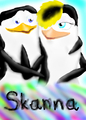 Skanna - hanna-the-penguin fan art