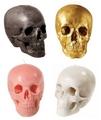 Skull candels
