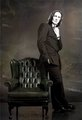 Snape by chair - severus-snape fan art