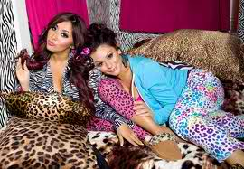 Snooki and Jwoww!