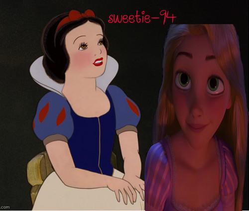 Snow White & Rapunzel