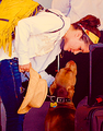 Sophia & Dog ♥ - sophia-bush photo