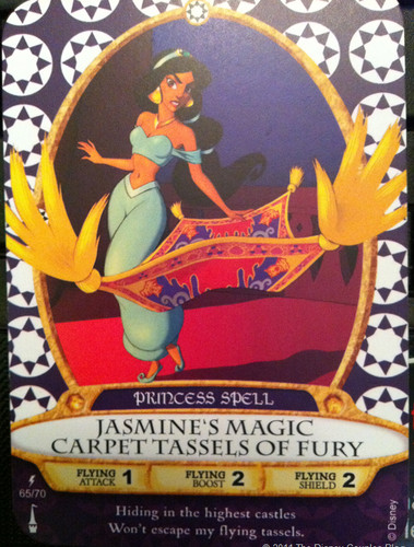 Sorcerors of the Magic Kingdom Cards