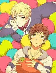 SpUk! - hetalia-couples Fan Art