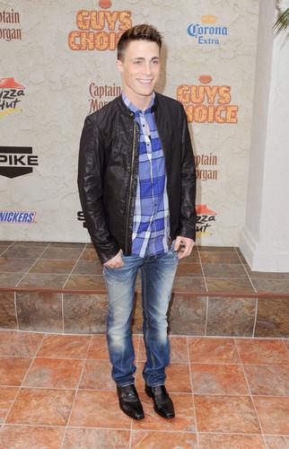 """Spike TV's 5th Annual 2011 """"Guys Choice"""" Awards - Arrivals"""