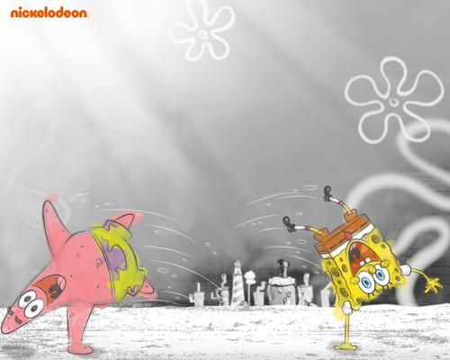 Spongebob & Patrick