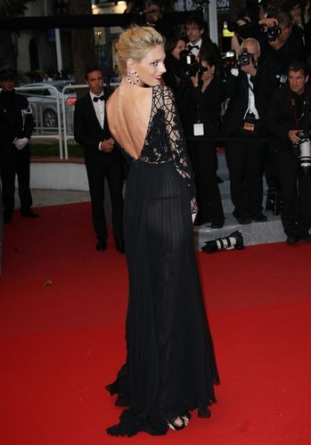 Stars at the 'Cosmopolis' Premiere in Cannes