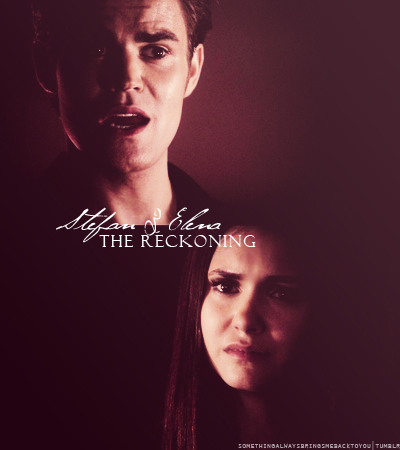 Stefan & Elena wallpaper called Stelena ♥