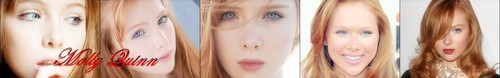 molly quinn foto entitled Suggestion Banner