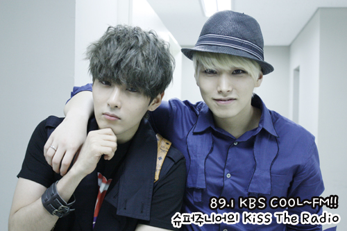 Sungmin & Ryeowook