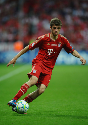 T. Müller (Bayern München - Chelsea)