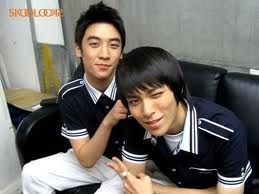 T.O.P and Seungri <3