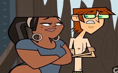 TDI Harold and Leshawna