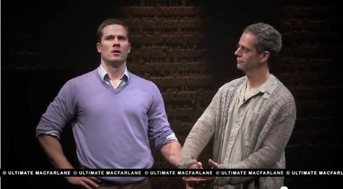TNH @ Arena Stage Official Trailer - Screencaps, June 2012