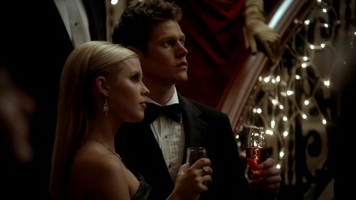 TVD 3x14 Rebekah and Matt