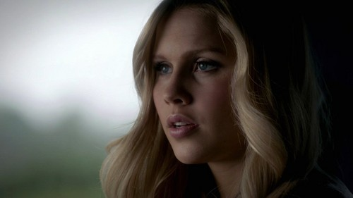 TVD 3x19 Rebekah and Matt
