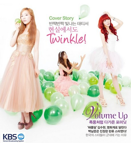 TaeTiSeo for K-Wave magazine