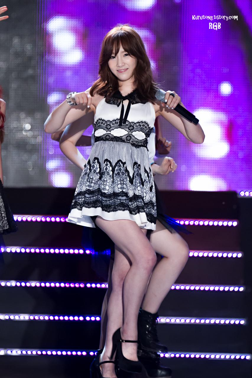 Taeyeon @ 2013 Suncheon teluk, da? Garden Expo D-300 kpop Festival