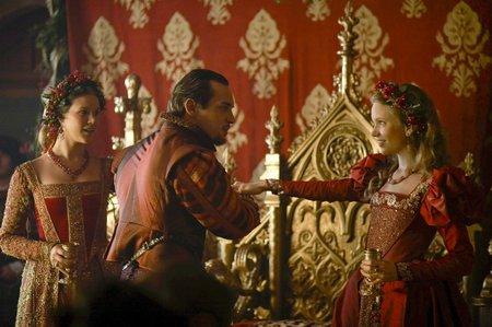 Tudor History wallpaper titled Tamzin Merchant as Katherine Howard