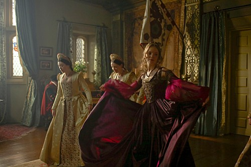 Tamzin Merchant as Katherine Howard