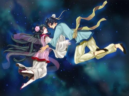 Tanabata by mogupen