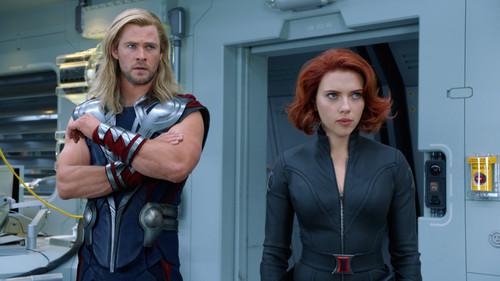 The Avengers : Stills
