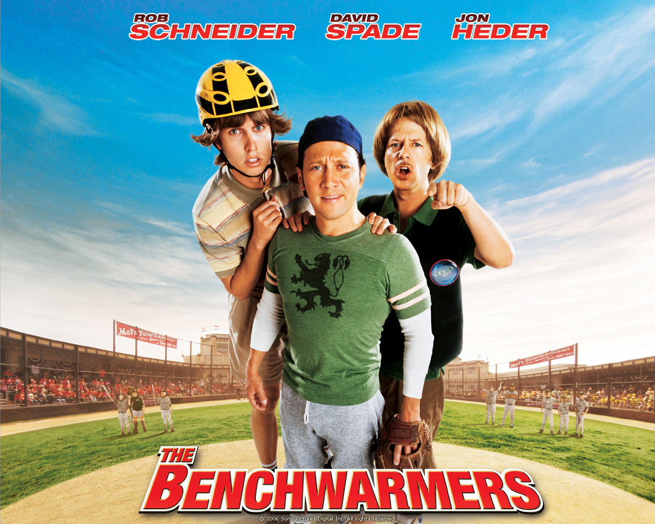 The Benchwarmers movie