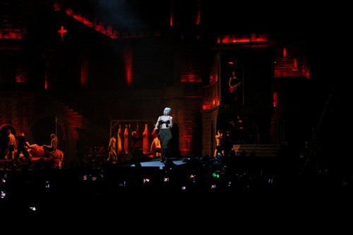 The Born This Way Ball Tour in Sydney - lady-gaga Photo