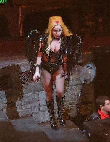 The Born This Way Ball in Melbourne - lady-gaga Photo