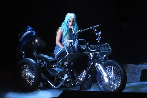 The Born This Way Ball in Sydney