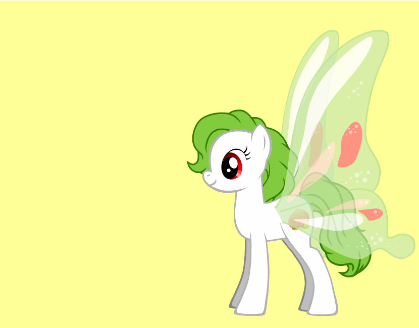The Butterfly pony