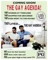 The Gay Agenda - gay-rights photo