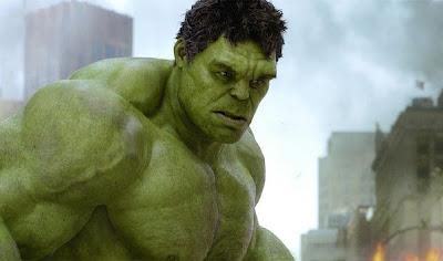 "The Hulk ""The Avengers"" 12"